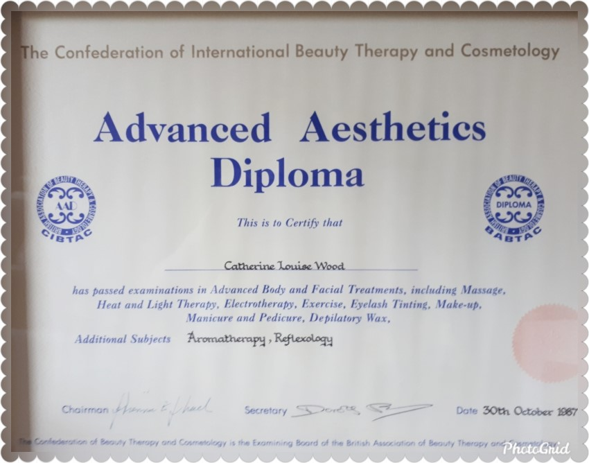 Cathi Wood Certificate
